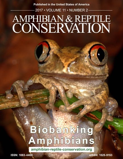 ARC Biobanking Amphibians Issue
